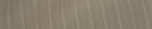 【Cb_8ss020】ベージュ柄+1.7cm巾白ドット・Wドット交互ストライプ
