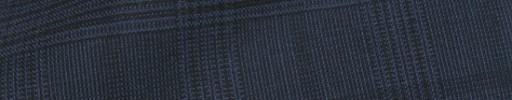 【Cb_8ss096】ネイビー5×3.5cmファンシーグレンチェック+オーバープレイド