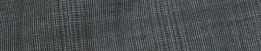 【Cb_8ss097】グレー5×3.5cmファンシーグレンチェック+オーバープレイド