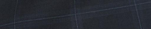 【Cb_8ss098】ダークネイビー+4.5×3.8cmライトブルーオルターネートチェック
