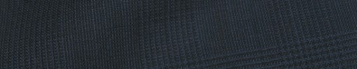 【Cb_8ss100】ダークブルーグレー5×3.5cmグレンチェック