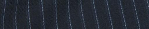 【Cb_8ss102】ネイビー+8ミリ巾白・スモークグレーストライプ