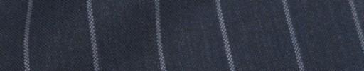【Cb_8ss104】ブルーグレー+1.7cm巾ストライプ