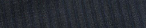 【E_9s304】チャコールグレー+6ミリ巾ブルー・黒ストライプ