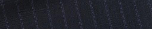 【E_9s306】ダークネイビー+8ミリ巾パープルWドットストライプ