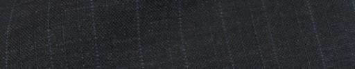 【IB_8s020】ダークグレーストライプ柄+1.1cm巾ブルーストライプ