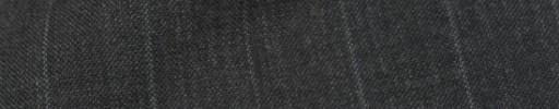 【IB_8s023】チャコールグレー+1.6cm巾ストライプ