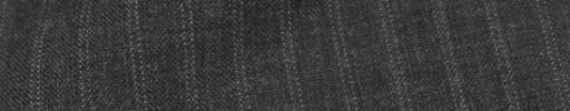 【IB_8s026】ミディアムグレー+8ミリ巾織り・ドットストライプ