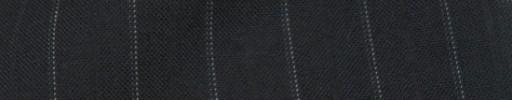【IB_8s027】ダークネイビー+1.3cm巾ドット・織り交互ストライプ