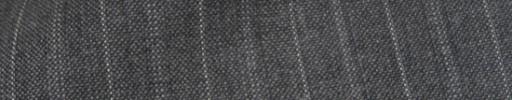 【IB_8s030】ミディアムグレー+1.6cm巾織り交互ストライプ