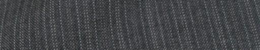 【IB_8s031】ミディアムグレーストライプ柄+1.1cm巾白ドットストライプ