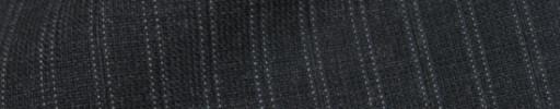 【IB_8s032】ダークグレー+9ミリ巾Wドットストライプ