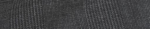 【IB_8s045】チャコールグレー5.5×4cmグレンチェック