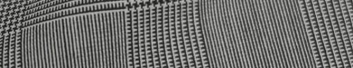 【IB_8s046】白黒5.5×4cmグレンチェック