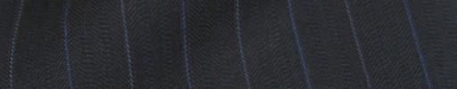 【IB_8s059】ダークネイビーストライプ柄+1.1cm巾ブルーストライプ