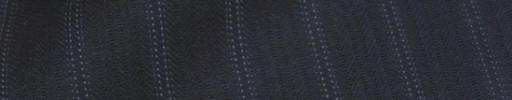 【IB_8s065】ダークネイビーストライプ柄+1.4cm巾ドットストライプ