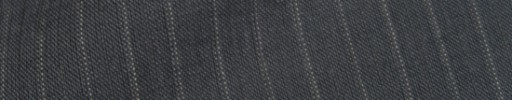 【IB_8s075】ミディアムグレー+7ミリ巾Wドット・織り交互ストライプ
