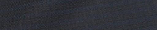 【IB_8s080】ダークネイビー×黒2ミリミニチェック