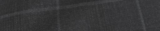 【IB_8s316】ダークグレー+5×4.5cm黒・グレーオルターネートチェック