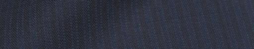 【IB_8s320】ネイビー+2ミリ巾黒織りストライプ