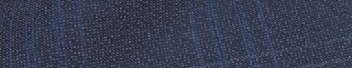 【IB_8s331】ブルーグレー+6×4.5cmプレイド