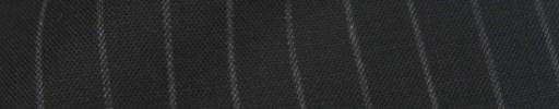 【IB_8s332】ブラック+1cm巾ストライプ