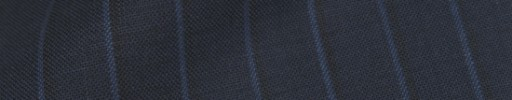 【IB_8s338】ネイビー+1.3cm巾ブルーストライプ