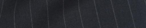 【IB_8s354】ダークネイビー+1cm巾ストライプ