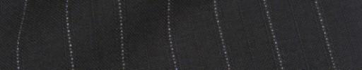 【IB_8s358】ブラック+1.3cm巾パープル×薄赤ドット・織り交互ストライプ
