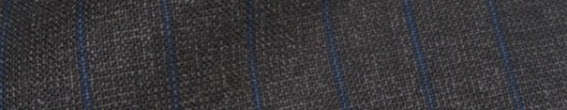 【IB_8s360】ブラウン+1.3cm巾ブルーストライプ