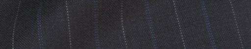 【IB_8s374】ネイビー+2cm巾ブルー・白ドット交互ストライプ