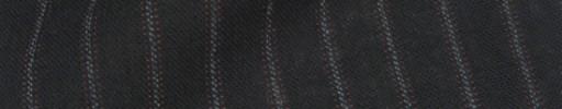 【IB_8s385】ダークネイビー+1cm巾エンジWストライプ