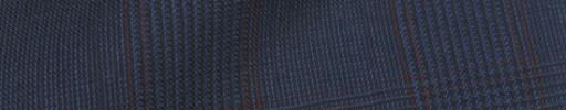 【IB_8s409】ダークブルーグレー6×4.5cmグレンチェック+エンジプレイド