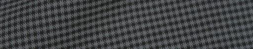 【IB_8s411】グレー×ブラック2ミリミニチェック