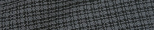 【IB_8s412】グレー×ブラック4ミリファンシープレイド