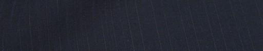 【Mc_8s69】ネイビーストライプ柄+1.2cm巾織りWストライプ