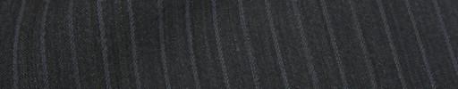 【Mc_8s72】チャコールグレー+8ミリ巾パープル織りストライプ