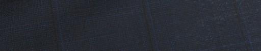 【Mc_8s86】ダークネイビー+5.5×4cmブルー・黒オルターネートチェック