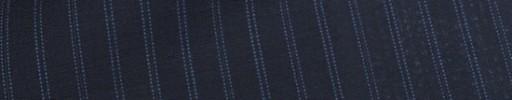 【Mc_8s89】ネイビー+8ミリ巾ライトブルーWドットストライプ