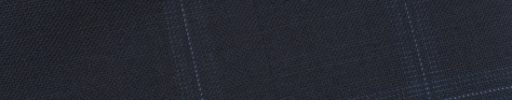 【Bs_0s105】ダークネイビー+4.5×3.8cmライトブルーチェック