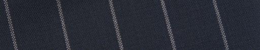 【Bs_0s107】ネイビー+1.7cm巾ストライプ
