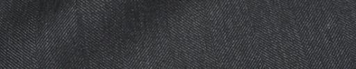 【Ca_81w006】チャコールグレー+2.5cm巾ヘリンボーン