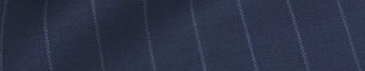 【Ca_81w015】ライトネイビー+1.6cm巾ストライプ