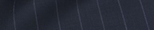 【Ca_81w016】ダークネイビー+1.6cm巾ストライプ