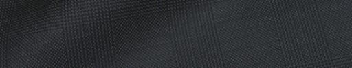 【Ca_81w021】ダークグレー+4.5×3.5cmチェック