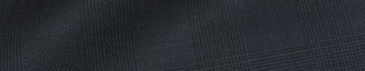 【Ca_81w022】ダークブルーグレー+4.5×3.5cmチェック