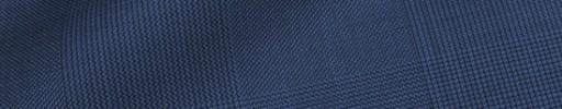 【Ca_81w032】ロイヤルブルー+7.5×7cmチェック