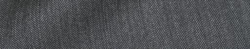 【Ca_81w038】ミディアムグレー9ミリ巾ヘリンボーン