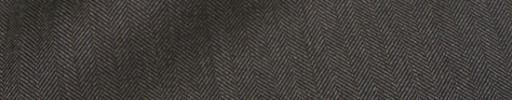 【Ca_81w040】ブラウン9ミリ巾ヘリンボーン