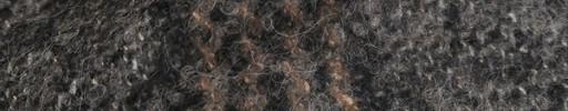 【Ca_82w038】グレー+12×10cmブラウン・黒チェック